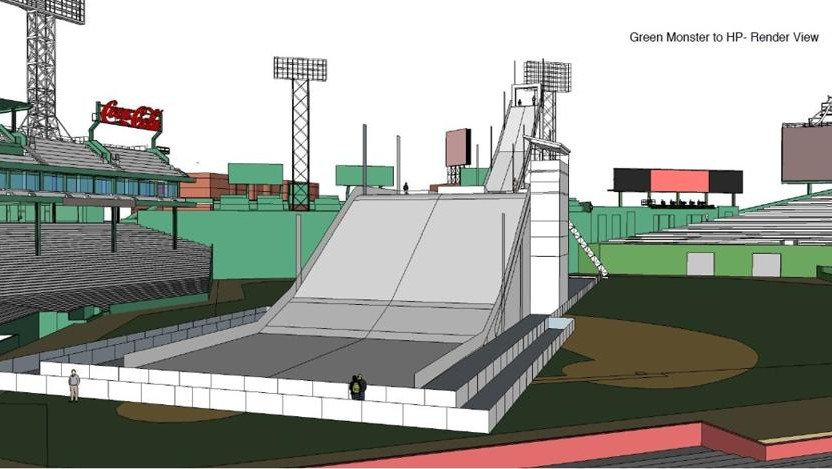 Fenway Looks to Big Air for Winter Action