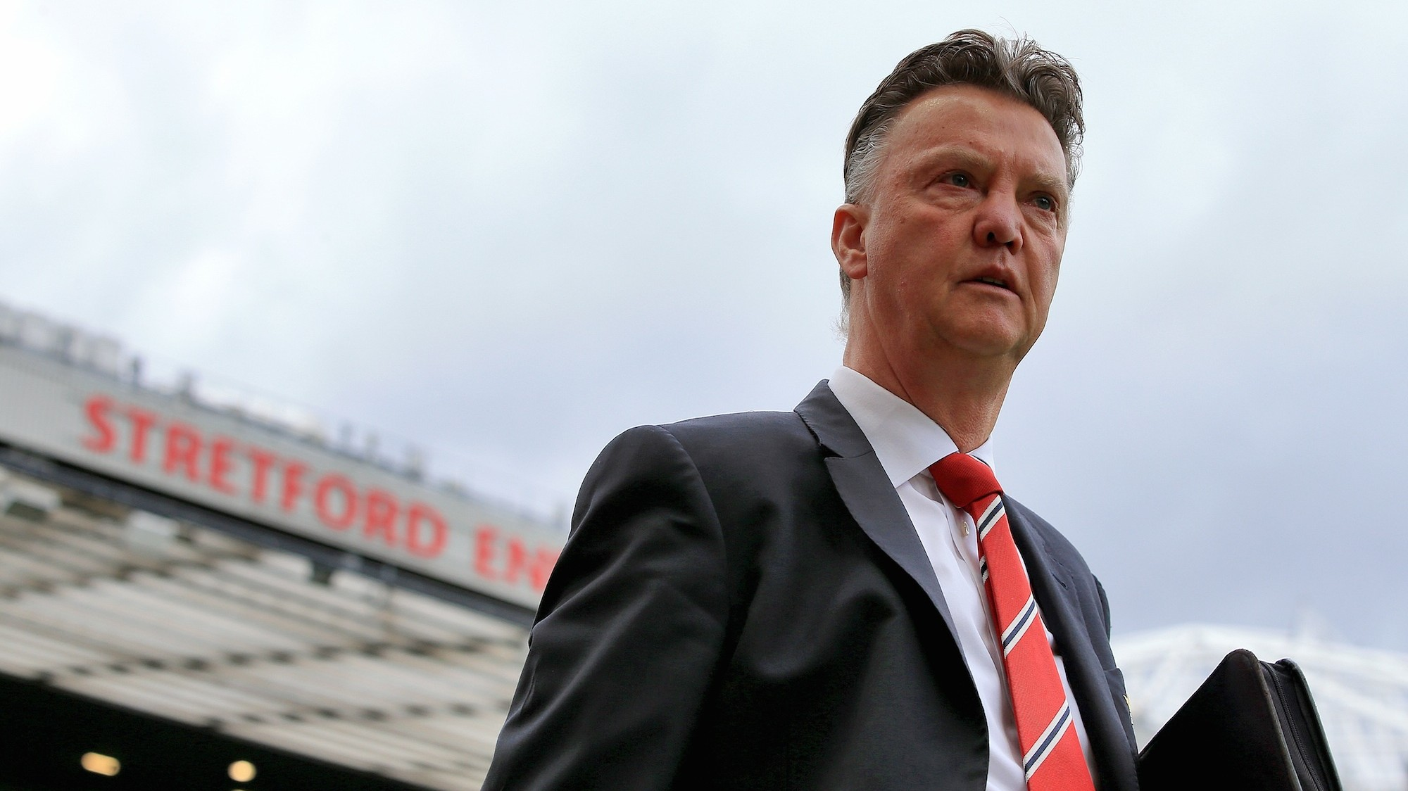 ​Van Gaal's United Revolution is Still on Hold