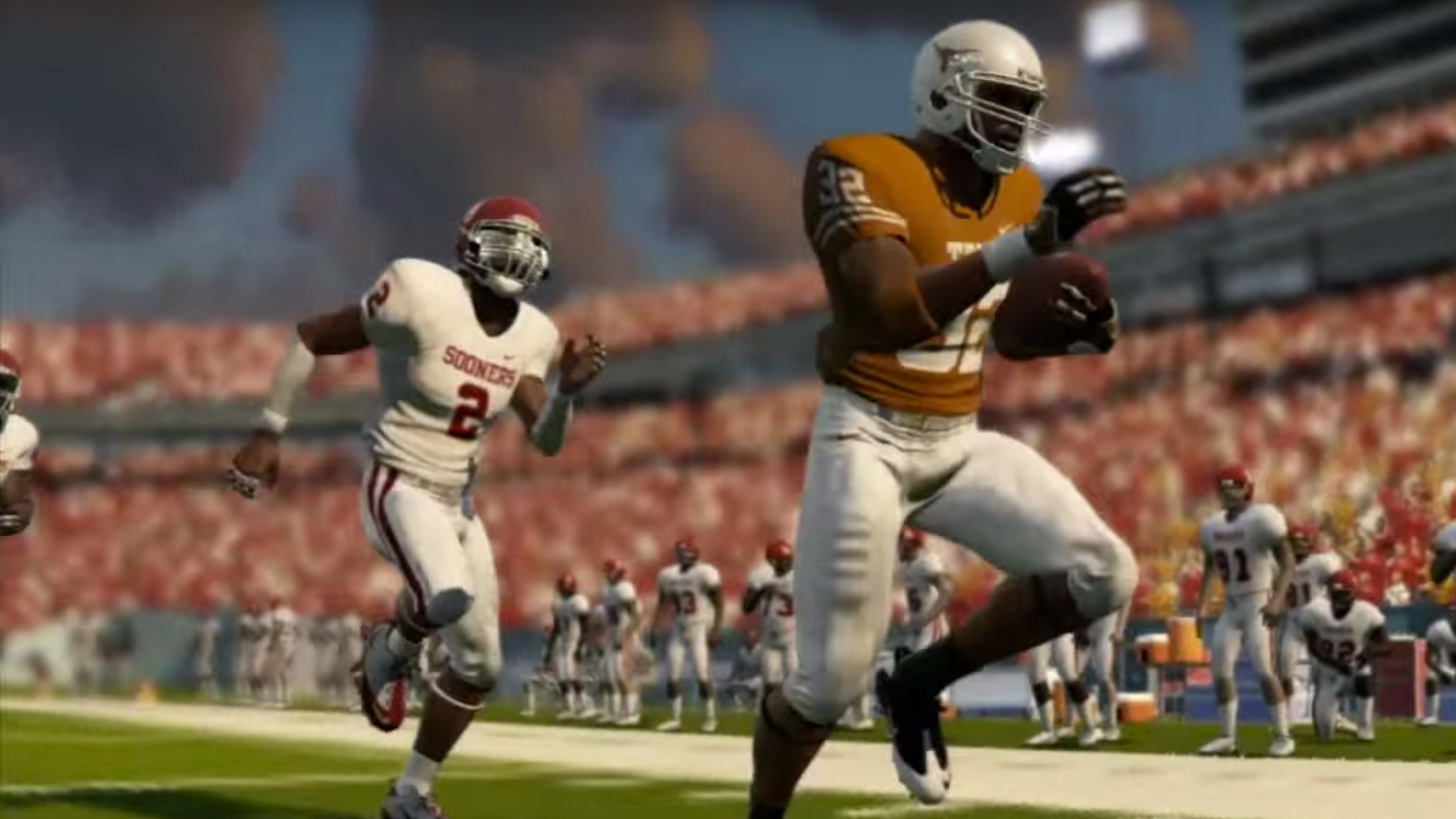 EA Sports' NCAA Football Game Will Be Back If The NCAA Loses In Court