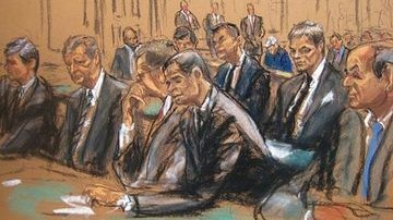 """Tell Tom Brady I'm Sorry."" Q&A With the DeflateGate Courtroom Sketch Artist"