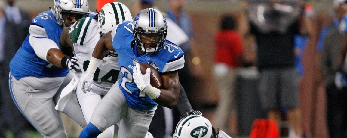 Fantasy Football's Polarizing Players: The Detroit Running Backs
