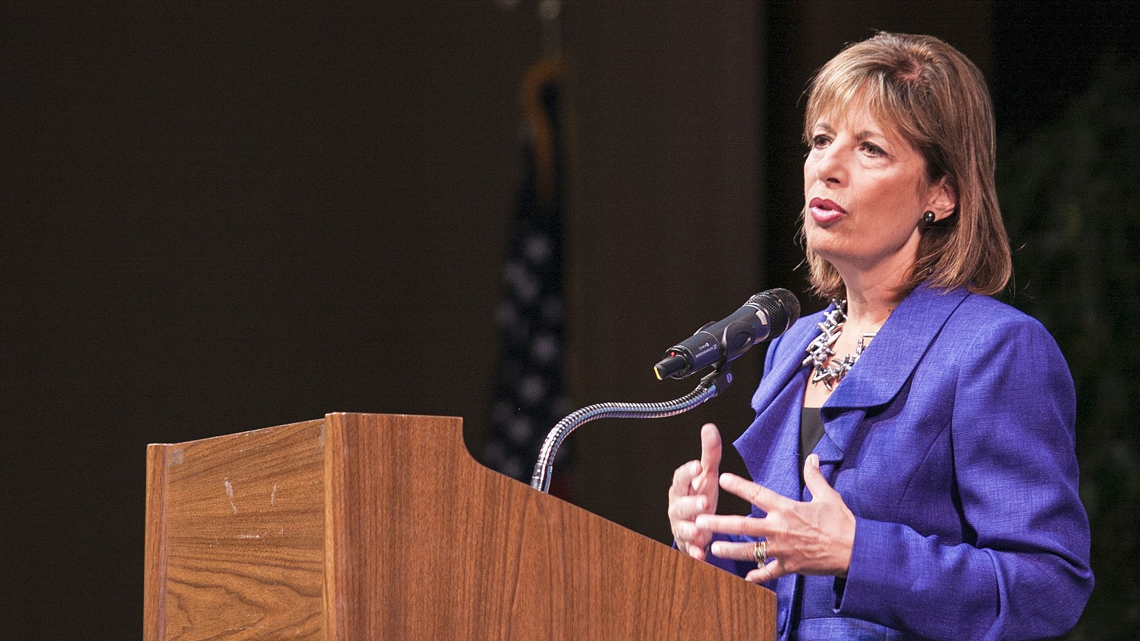 Congresswoman Speier's Gender Equality Summit: Title IX For Pro Sports?