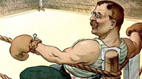The Strenuous Life: Theodore Roosevelt's Mixed Martial Arts
