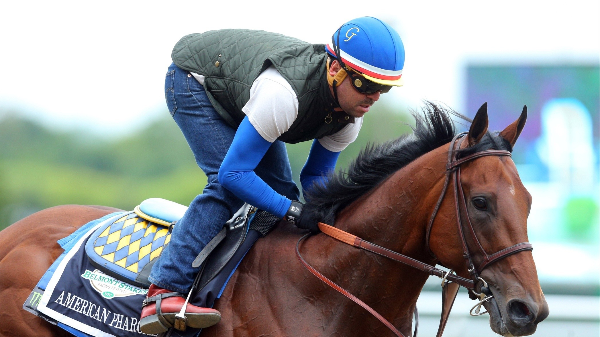 The Day American Pharoah Lost
