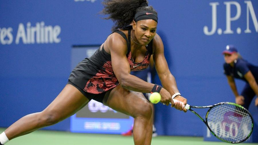 The Modern Champion: Serena Williams Begins Her Grand Slam Finale