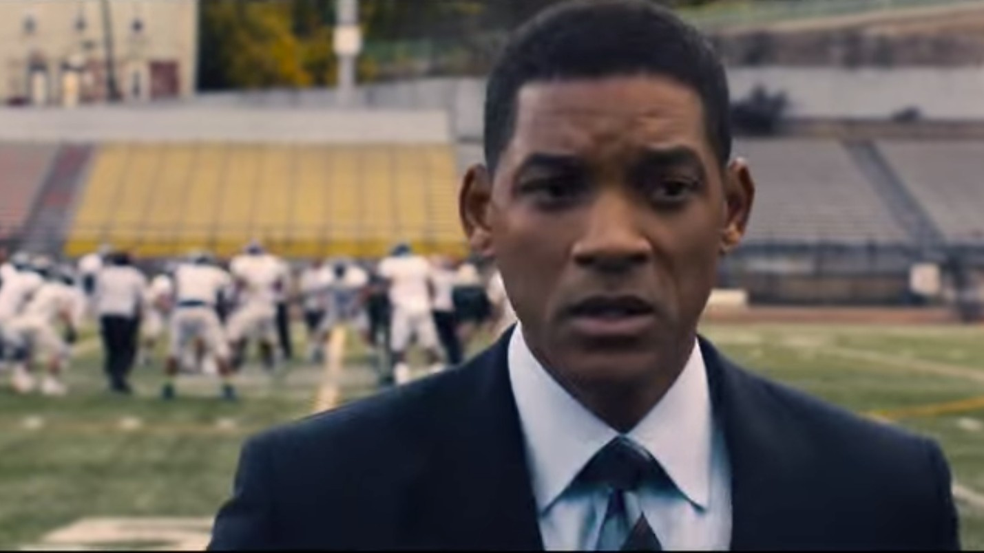 "Will Smith's ""Concussion"" Doesn't Have a Happy Ending, and Neither Does the Real-Life NFL"