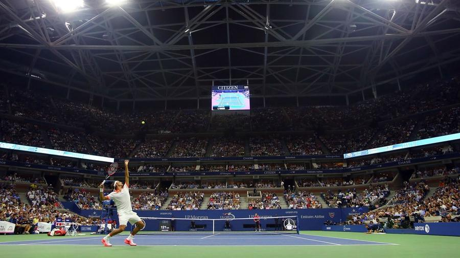 Straight Sets at Night: How the Lights at the U.S. Open Changed Tennis