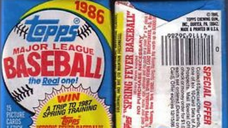 Wax Pack: One Man's Road Trip to Track down Every Player from a Pack of Baseball Cards