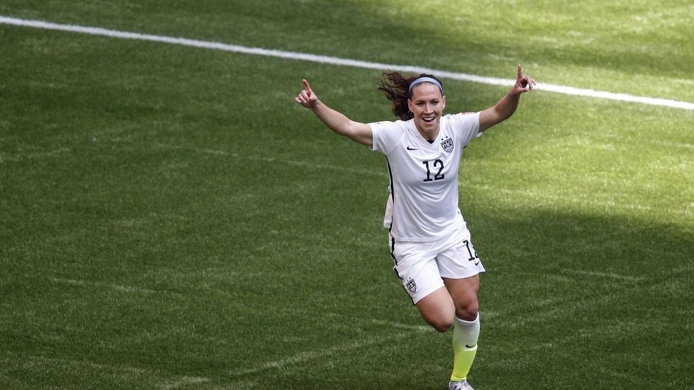 Lauren Holiday Is Quitting Soccer Because She Never Really Had a Choice
