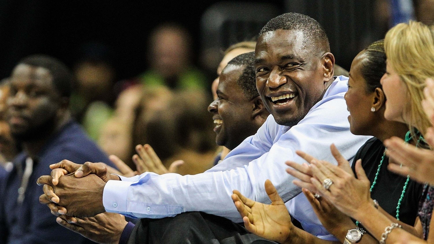 The Game-Changer: Dikembe Mutombo's Hall of Fame Legacy Goes Beyond Basketball