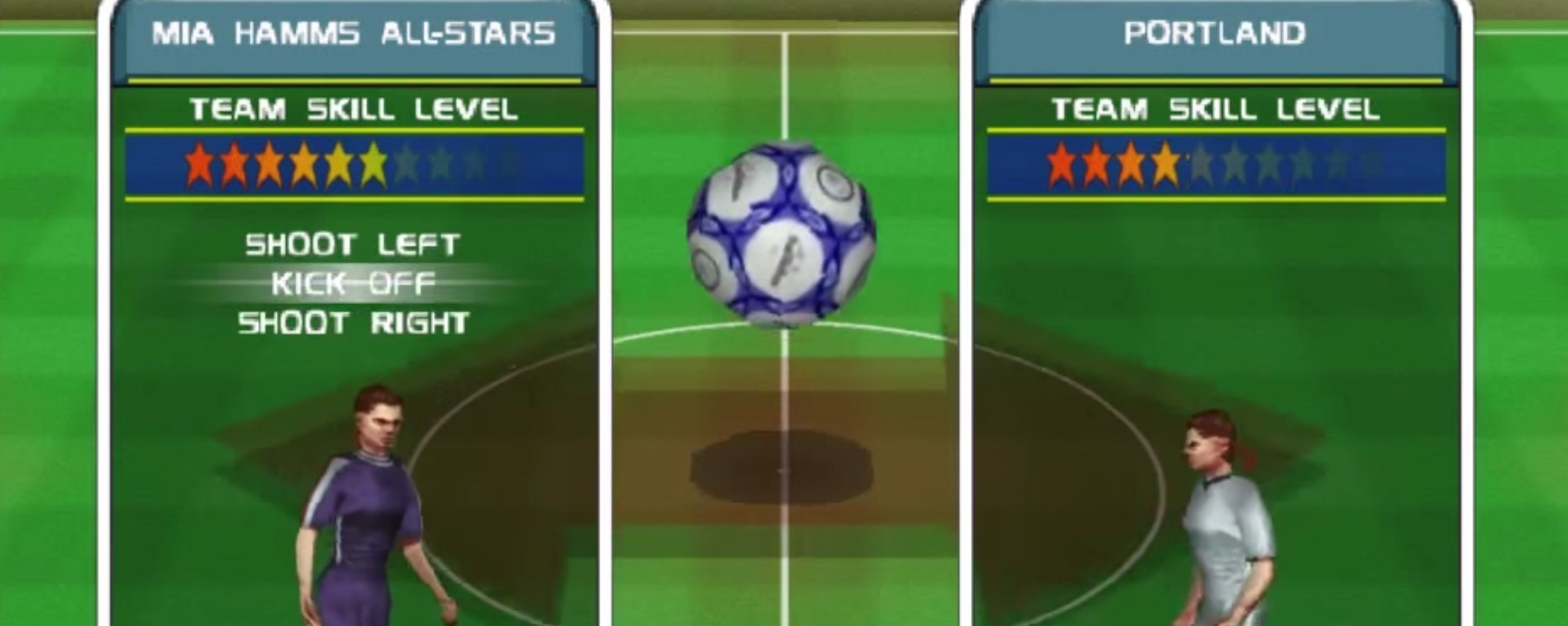 Fifteen Years Before Women Appeared On FIFA '16, There Was Mia Hamm Soccer 64