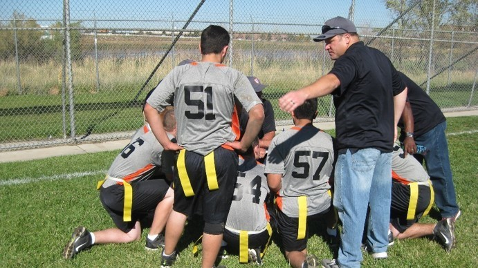 Youth Sports Behind Bars