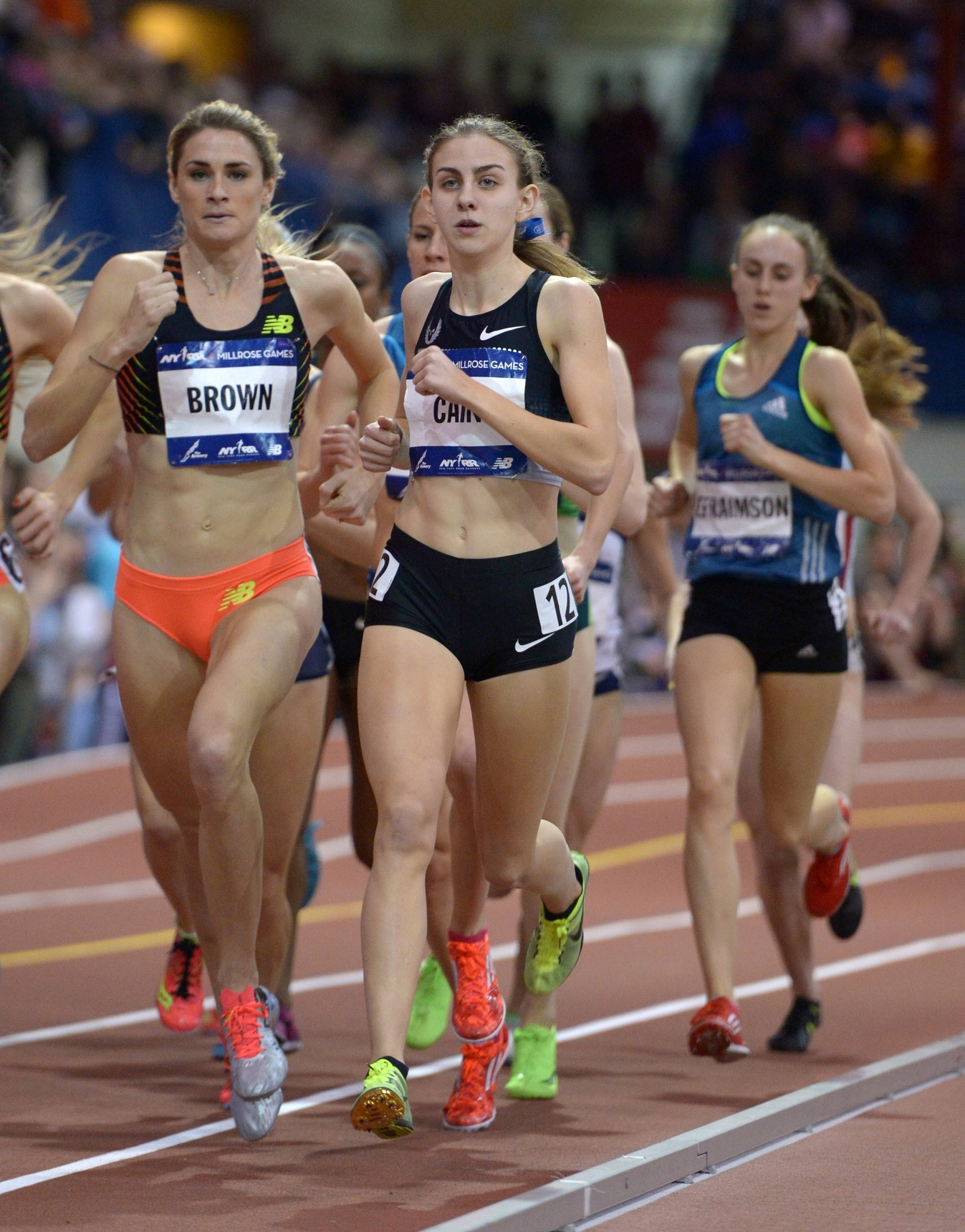 Olympic Workout Week 1: Track and Field