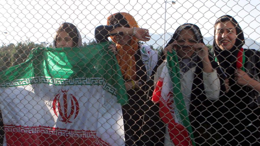 Stadiums Are Still Closed to Women in Iran