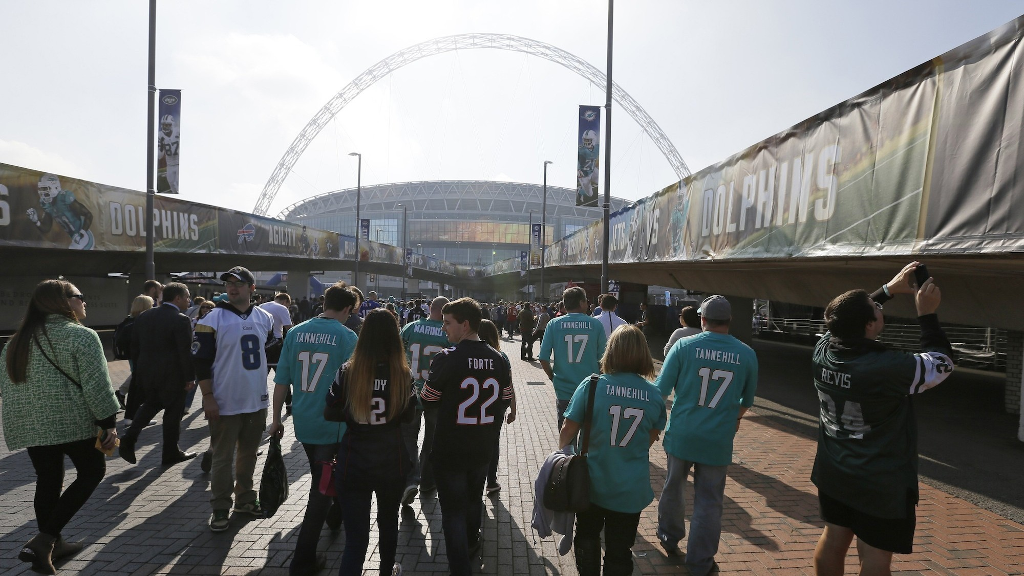 The NFL Should Visit London, But Not Stay