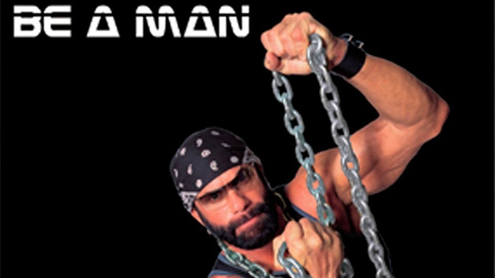 "Throwback Thursday: Inside ""Be a Man,"" Macho Man Randy Savage's Ridiculous Rap Album"