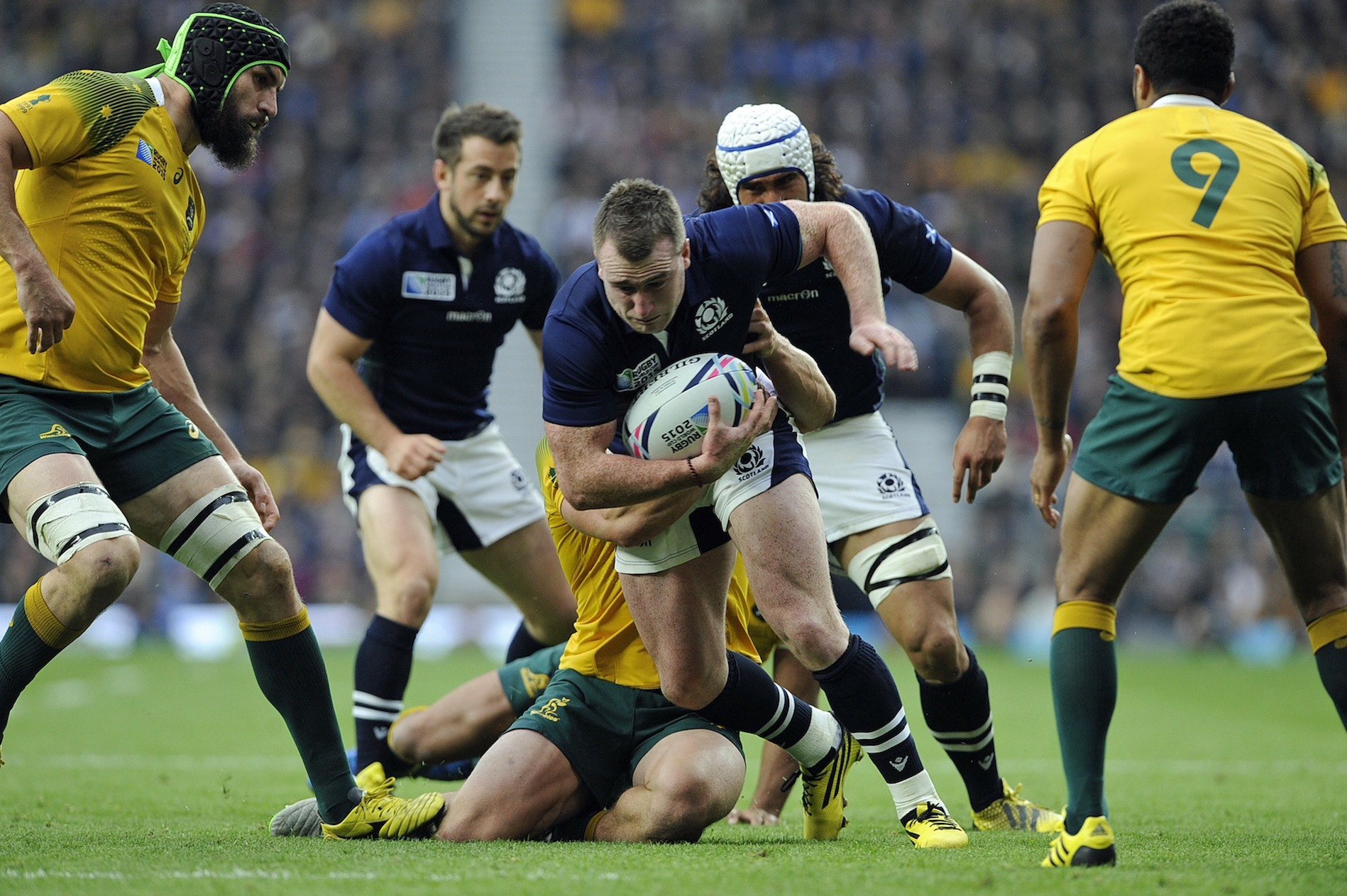 What American Football Can Learn From The Rugby World Cup