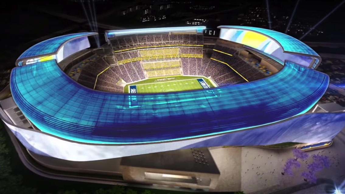The New Chargers and Rams Stadium Promo Videos Are More Entertaining Than Watching the Chargers and Rams