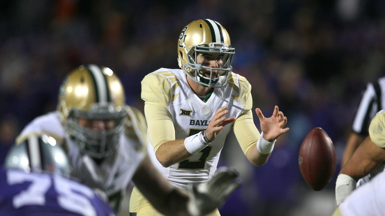 It Doesn't Matter Who Plays Quarterback for Baylor