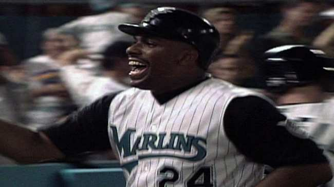 size 40 8a8d8 a5e8d Throwback Thursday: When the Florida Marlins Burned Down A ...