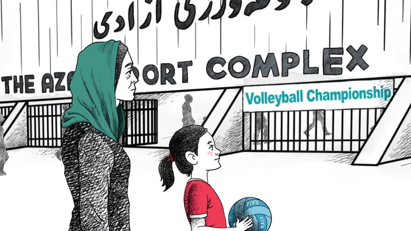 FIVB's Shameful Silence on Volleyball in Iran