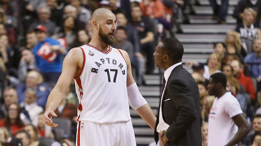 The Rap Up: Valanciunas Has Earned Crunch-Time Minutes
