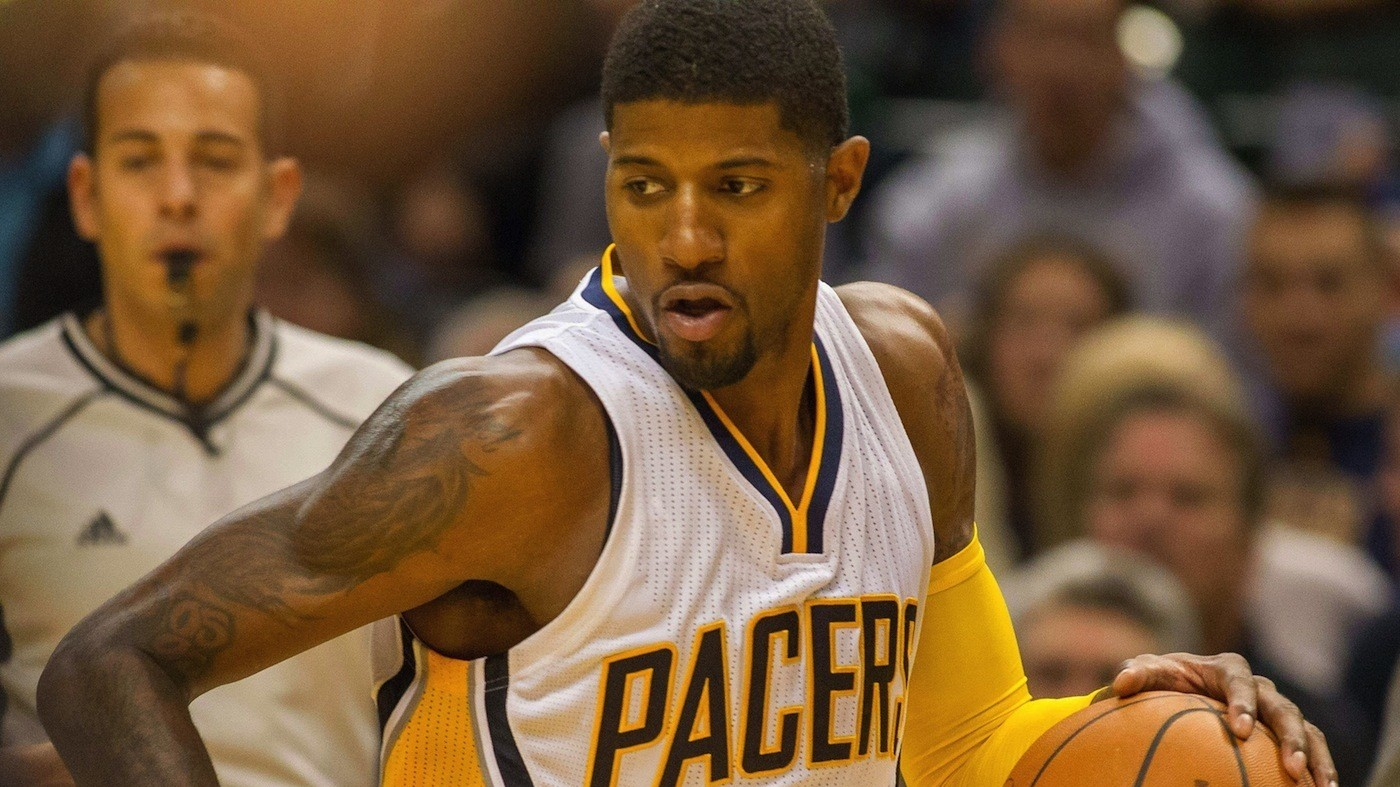 Watching Paul George, Who Is Getting It All Back
