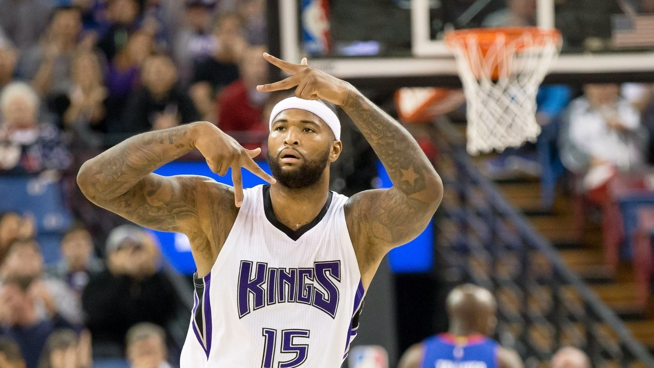 Boogie Cousins' Real Feud Is With Math