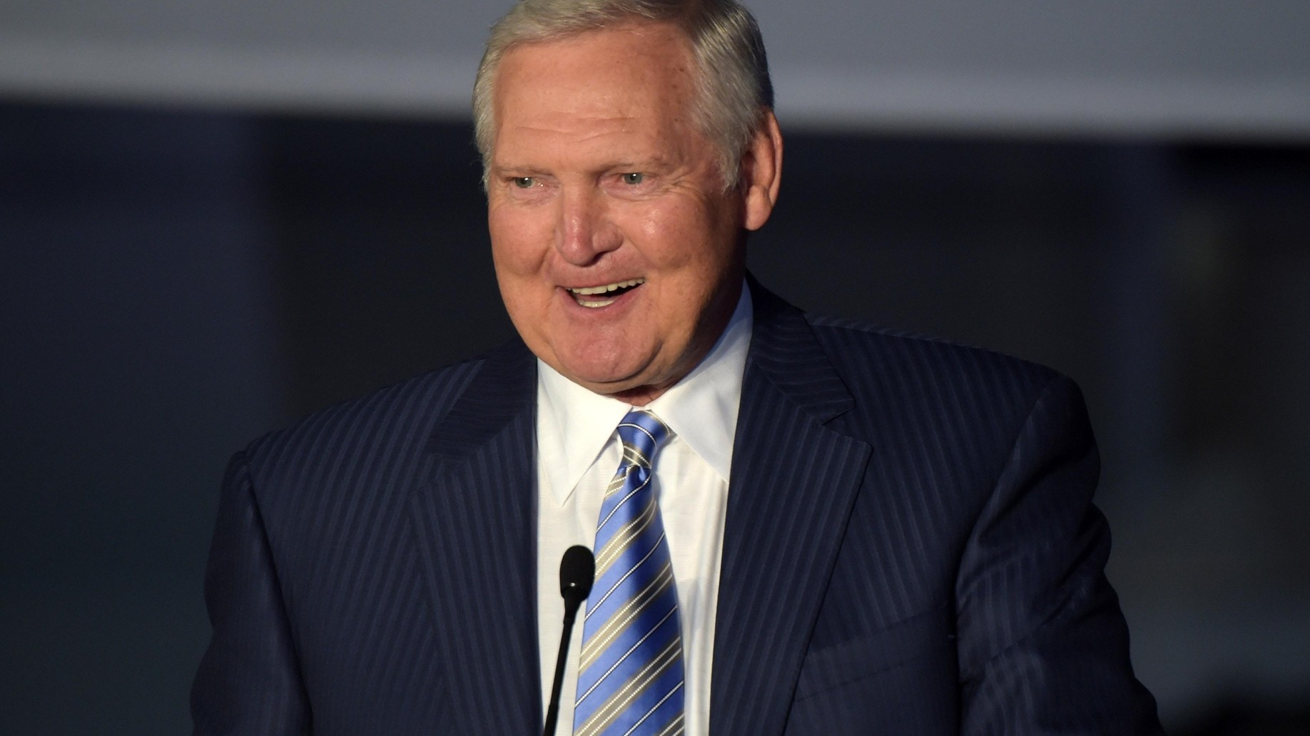 VICE Sports Q&A Basketball Icon Jerry West VICE Sports
