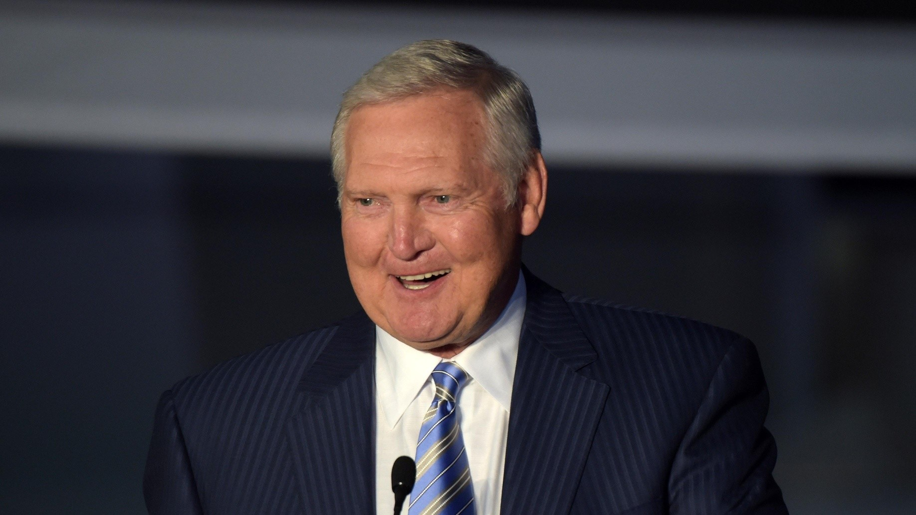 VICE Sports Q&A: Basketball Icon Jerry West