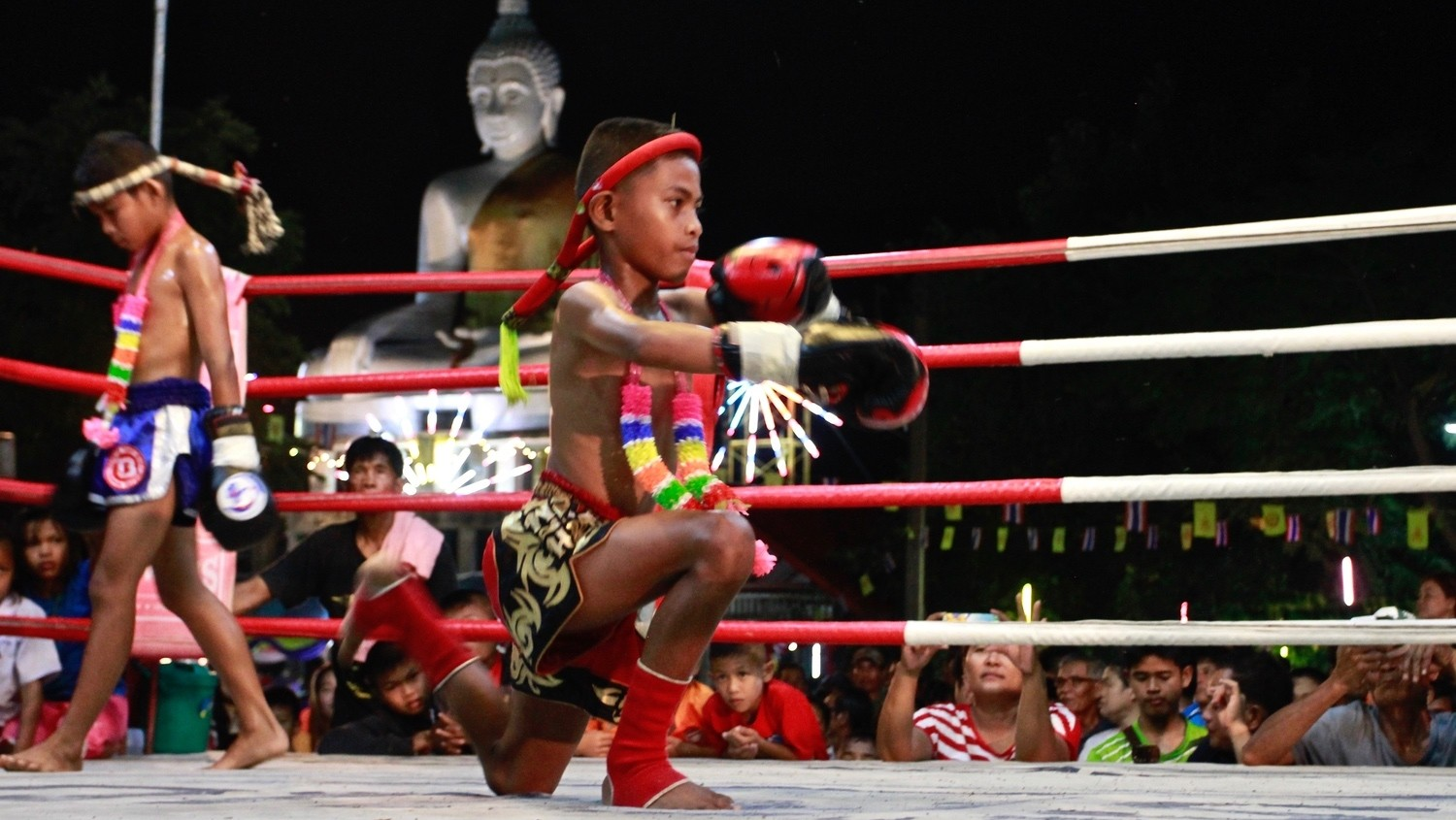 The Muay Thai Festival Fights of Loi Krathong
