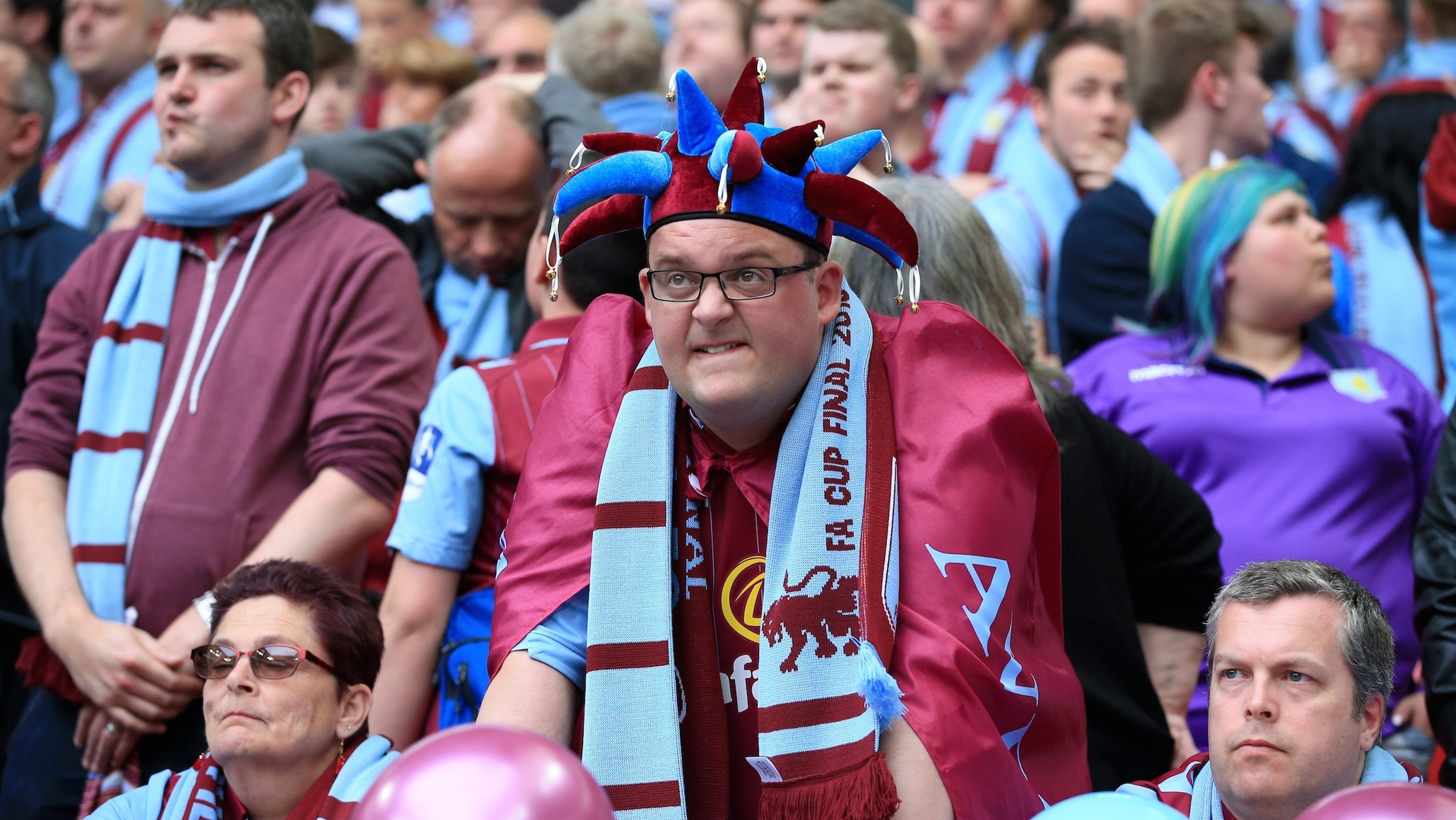 Welcome to the Travelling Kink Circus that is Aston Villa