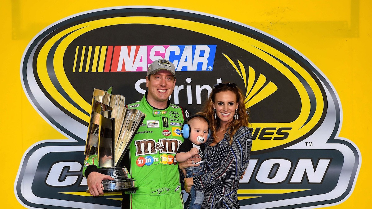 Kyle Busch's Painful Road to Becoming Sprint Cup Champion