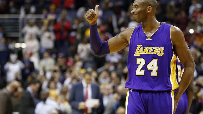 los angeles d3fbf 9b86c Kobe Bryant Is An All-Time NBA Great, Unless You Do The Math