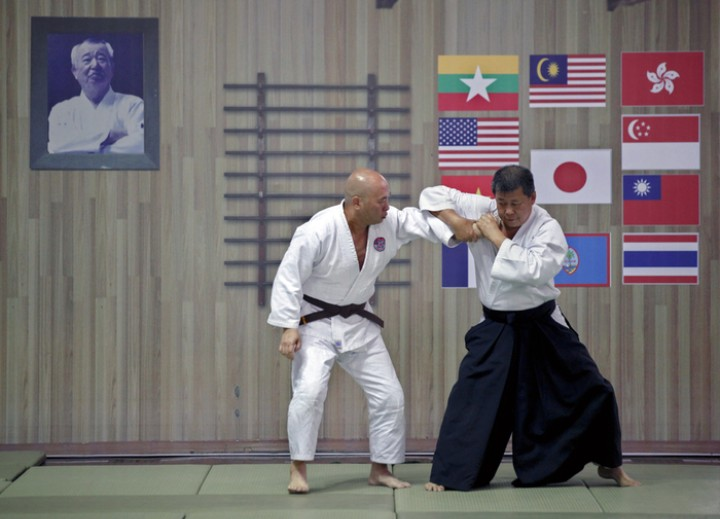 Wushu Watch: Lessons to Learn from Aikido
