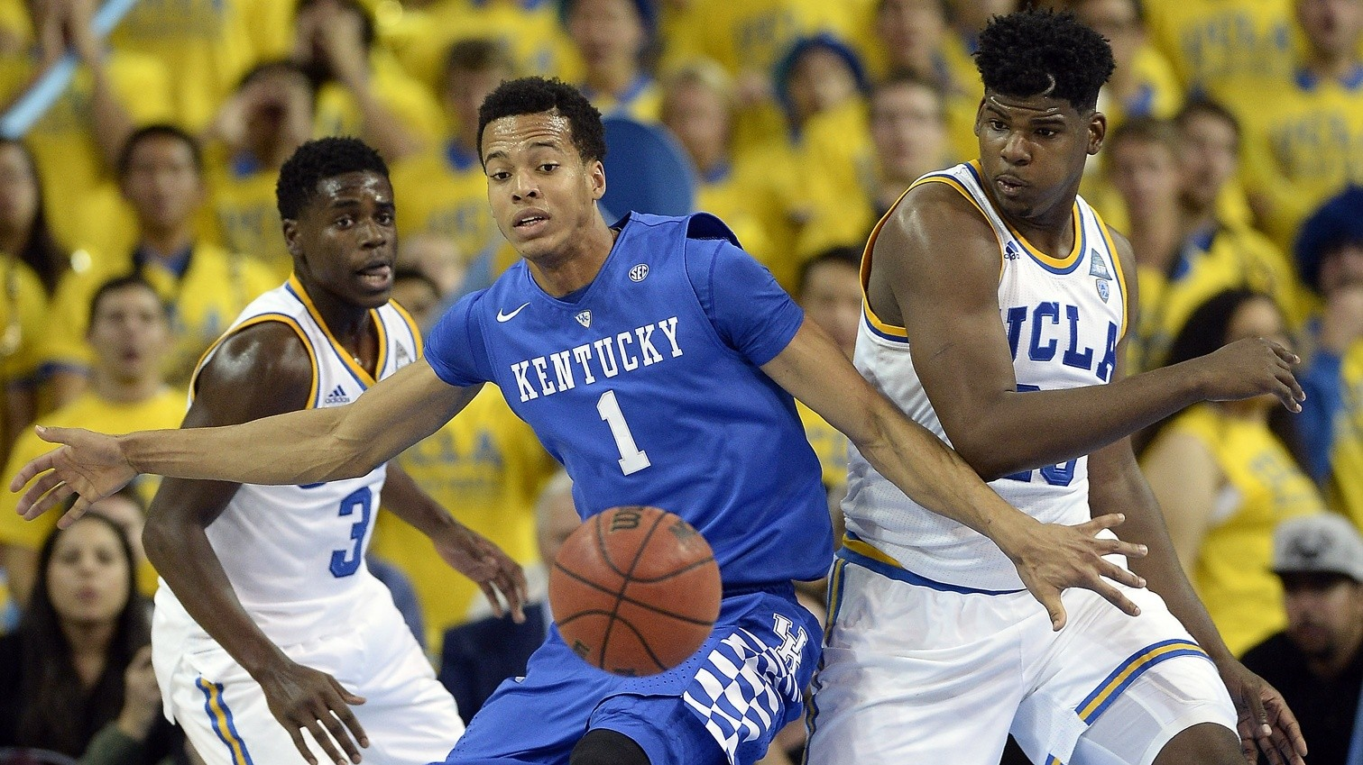 Kind Of Blue: Some Reasons Why Kentucky (Maybe) Might Not Be An Elite Team