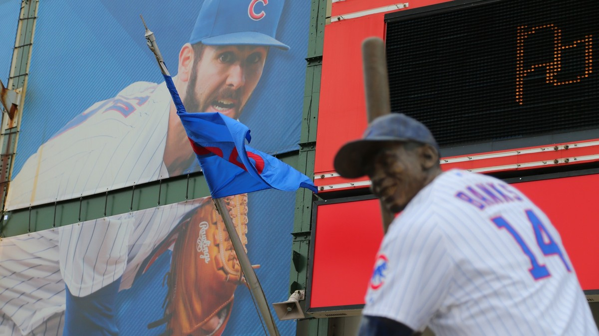 Exorcising The Failures And Fishmongers Of Chicago Cubs Past