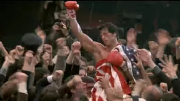 "When Rocky Saved Christmas, Or Looking Back At ""Rocky IV"""