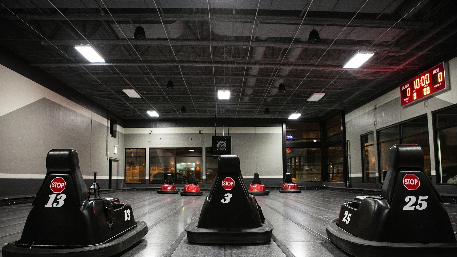 Meet WhirlyBall, The Goofy Lacrosse-In-Golf-Carts Sport That Wants To Take Over The World