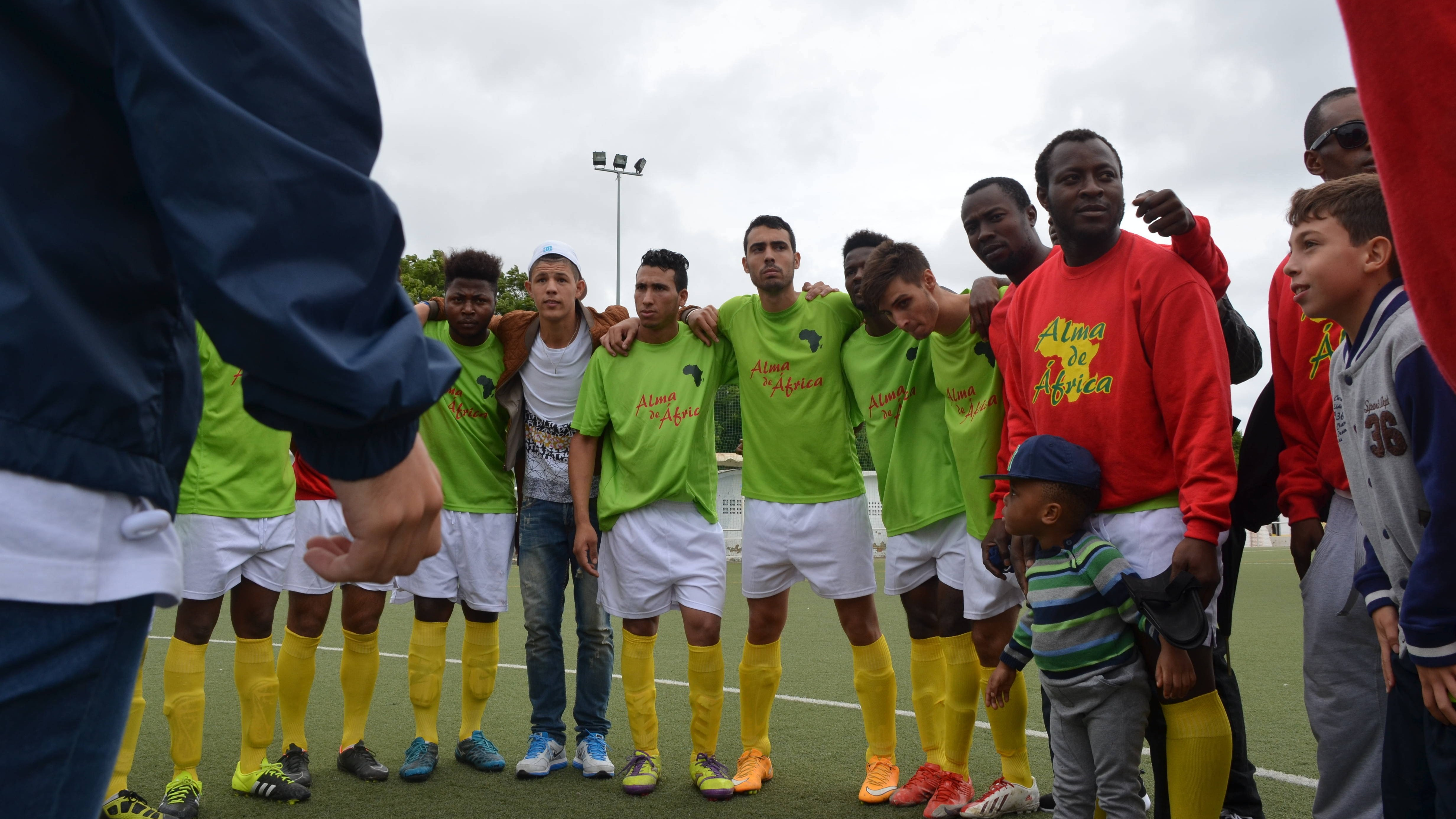 African Immigrants Find a Home in a Spanish Soccer Club