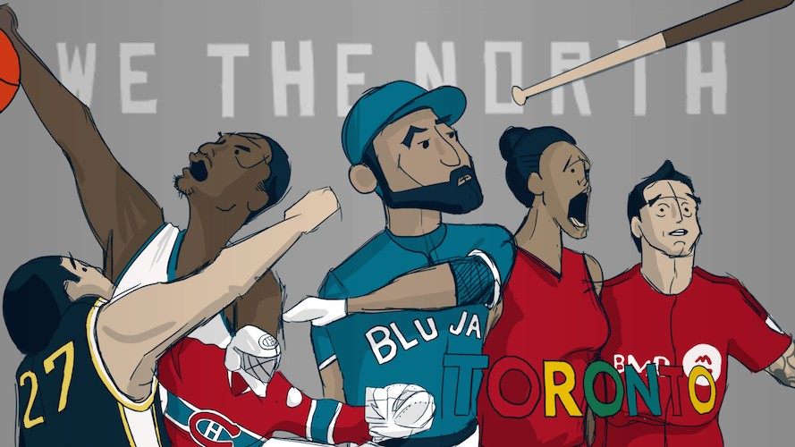 The Best of Canada's Thrilling 2015 Year in Sports