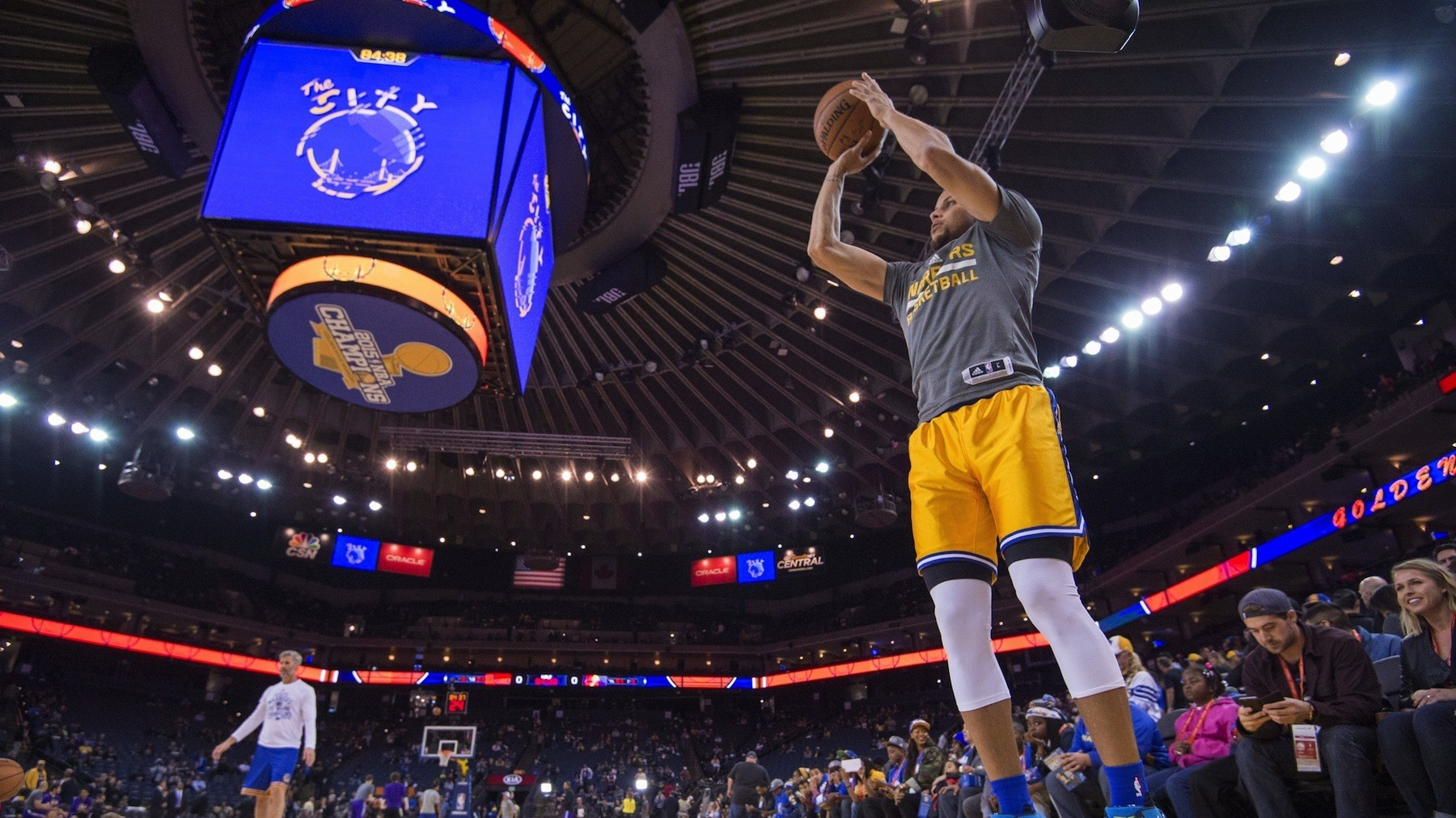 What It Means to Miss Steph Curry