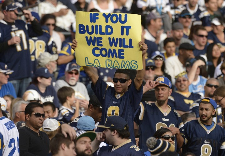 Which Nfl Teams Will Move To La A Bettor S Guide Vice