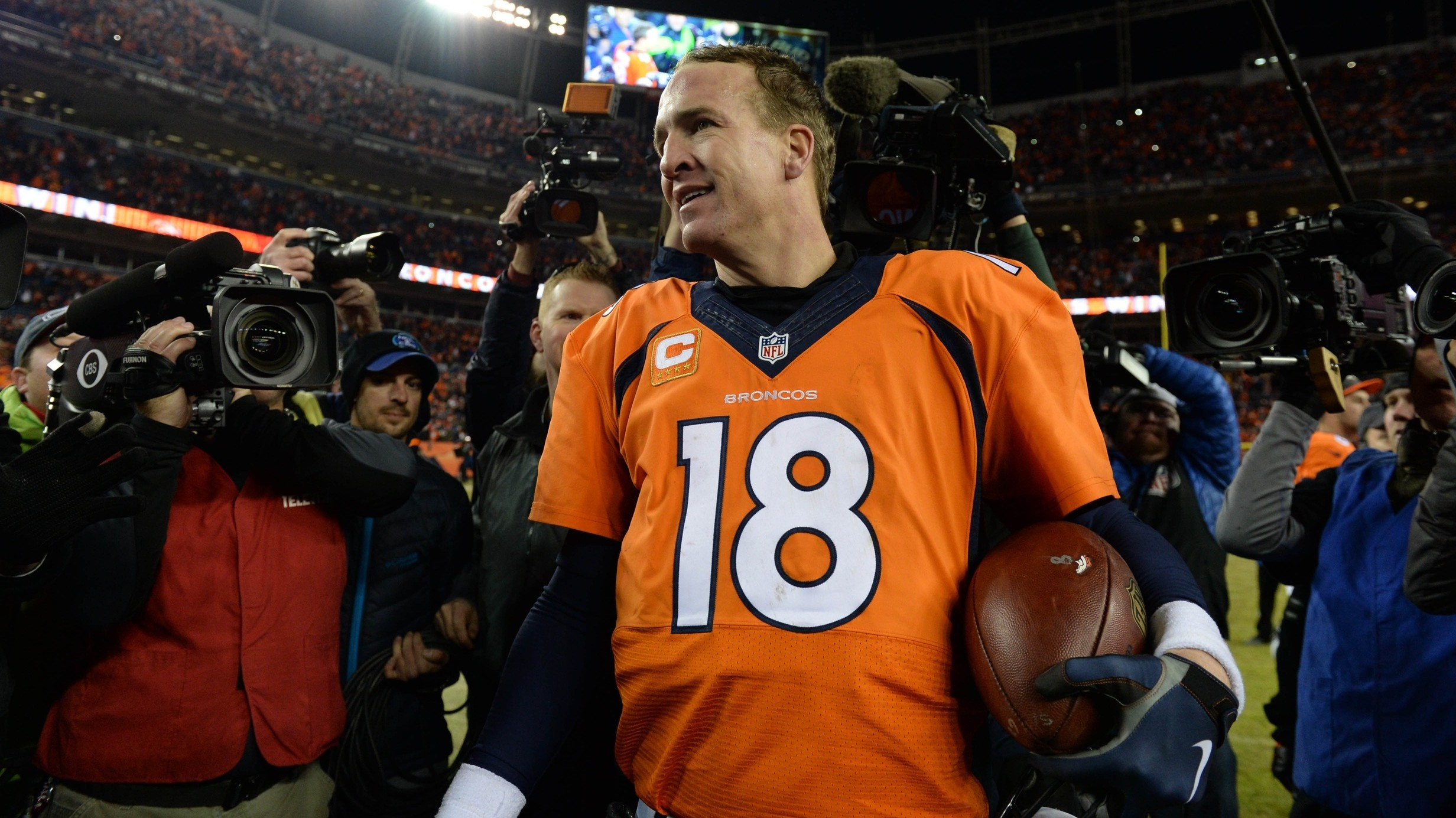 Baseball Players Sue Al Jazeera, Peyton Manning Also Seriously Considering Lawsuit