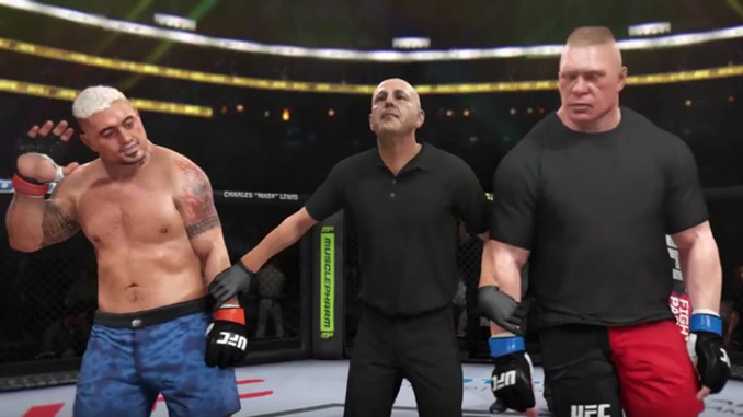 How to Not Totally Suck at EA Sports UFC