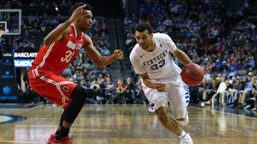 Jamal Murray's NBA Upside Is Tied to His Long-Term Position