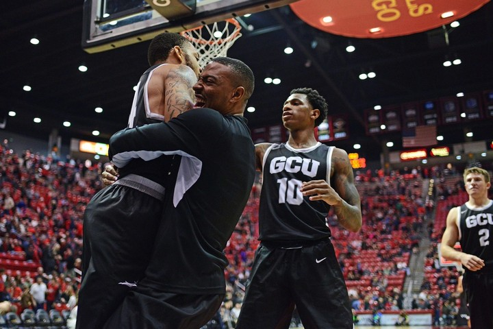 Dan Majerle and Grand Canyon University Try to Join a College Hoops Club That Doesn't Want Them