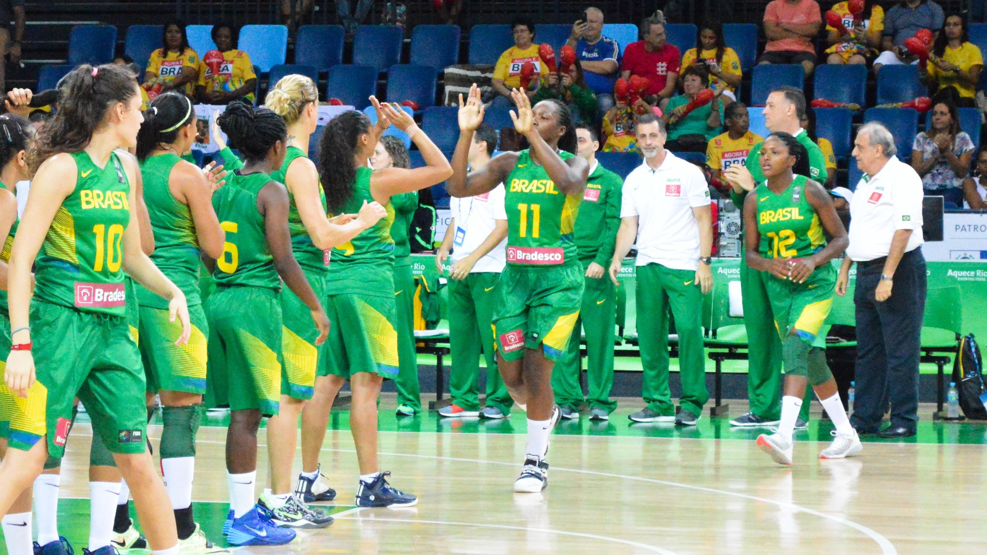 The Fight To Save Women's Basketball In Brazil From Itself