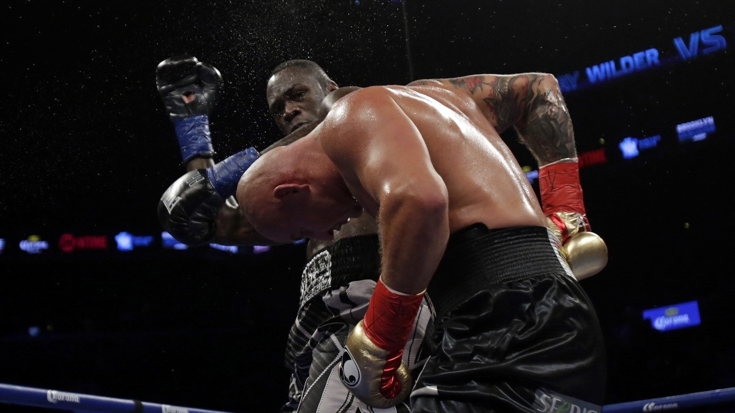 i will baptize you u0027 deontay wilder is coming for the heavyweight
