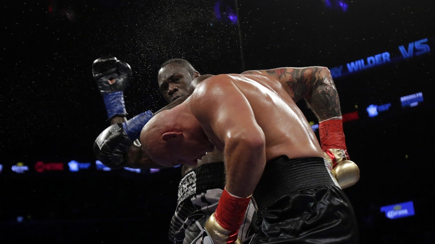 'I Will Baptize You': Deontay Wilder is Coming for the Heavyweight Division